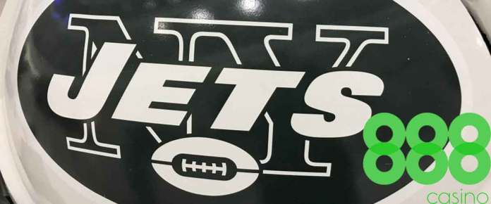 888 Casino renews its agreement with the New York Jets