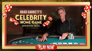'Celebrity Home Game' to be hosted by Brad Garrett and Zynga Poker