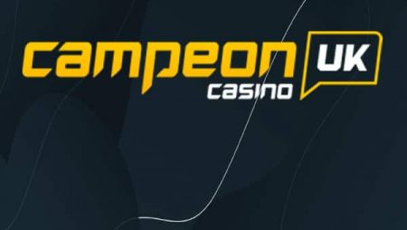 Campeon Casino Launched By Campeon Gaming Partners In The UK