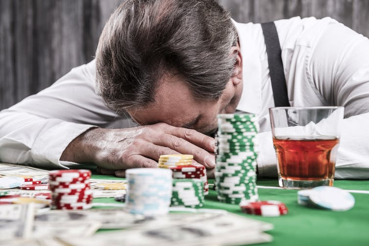 Gambling Commission Reports a Sharp Rise In Gambling-Related Suicide Cases