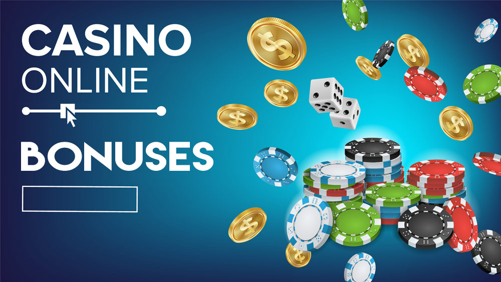 image for Type of Online Casino Bonuses