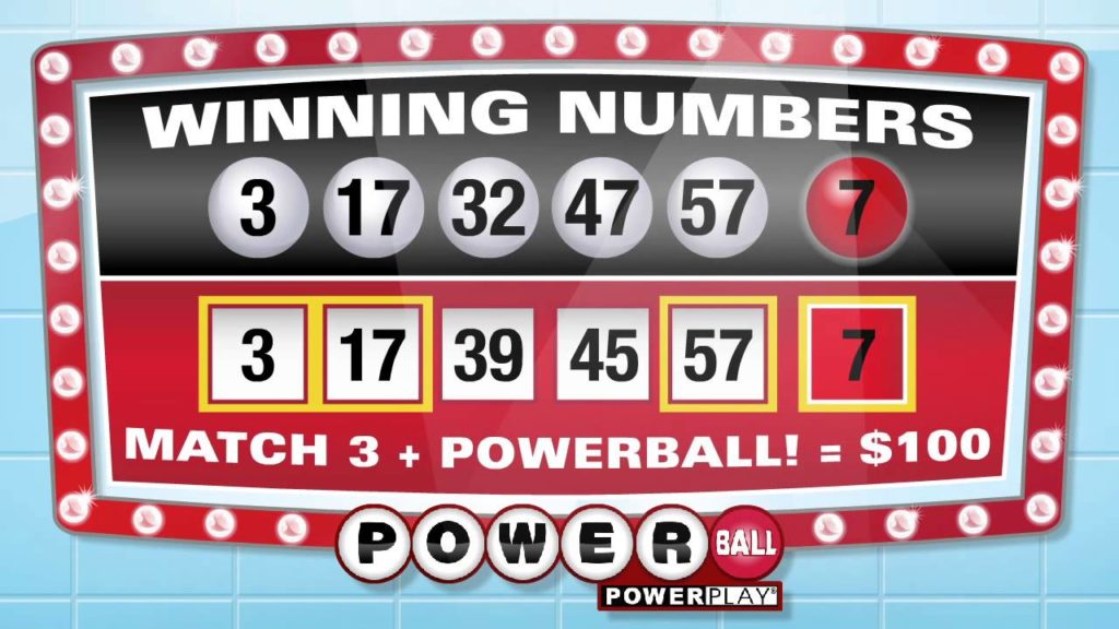 how to play powerball lottery