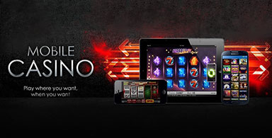Mobile Casino options to play