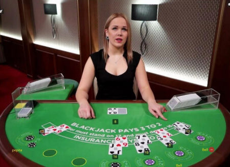 How to Play Live Blackjack?
