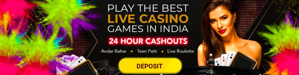 Live Casino on Showlion