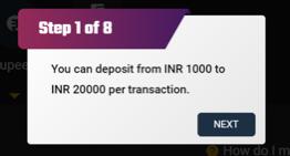 jeetwin deposit guide step1