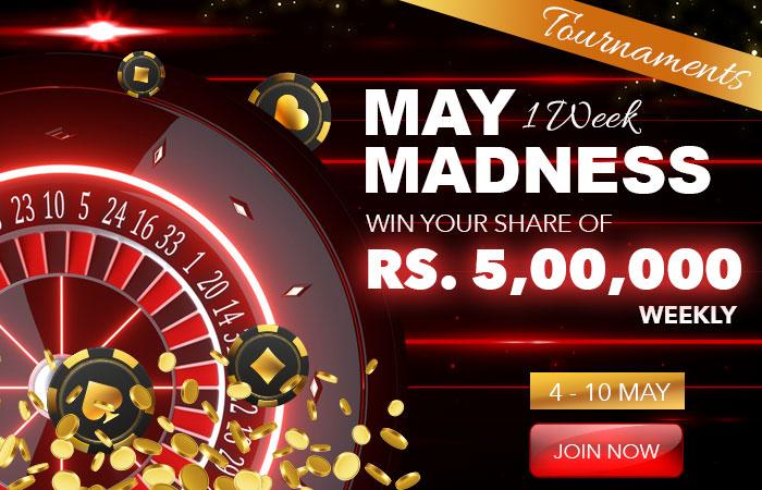 Showlion May Madness Tournament