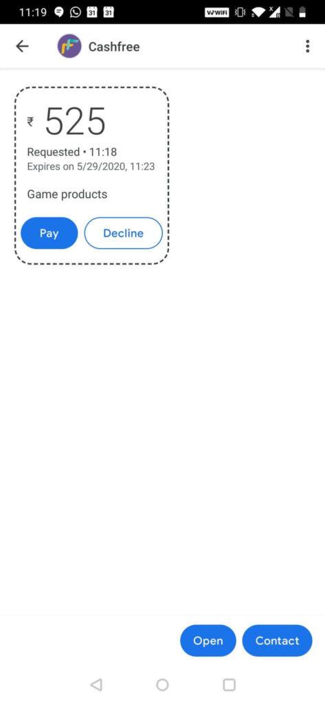 Google pay app deposit guide