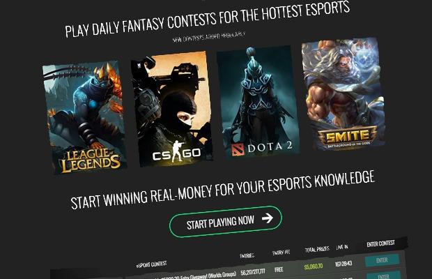 fantasy esports daily draft