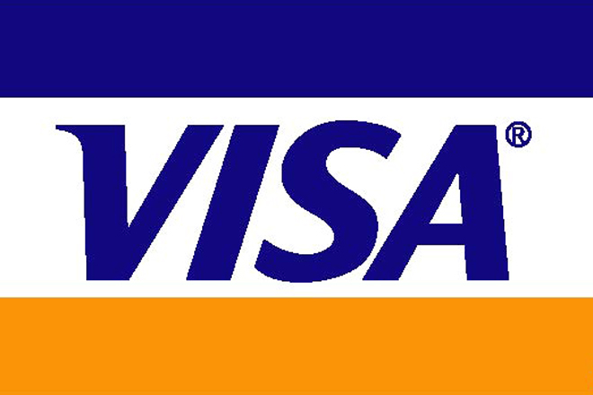 visa payment method