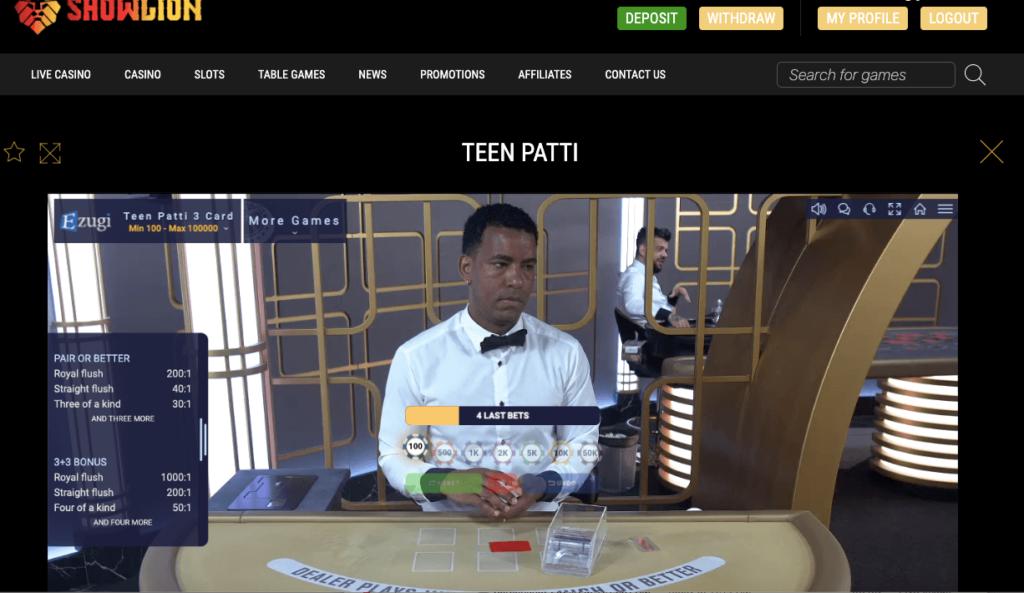online teen patti game