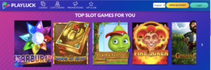 playluck games