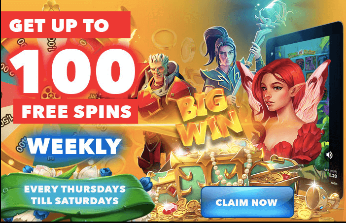 Showlion Free Spins weekly promotion