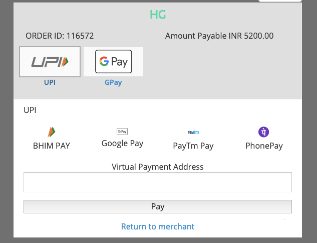 step4 in paytm deposit guide on comeon