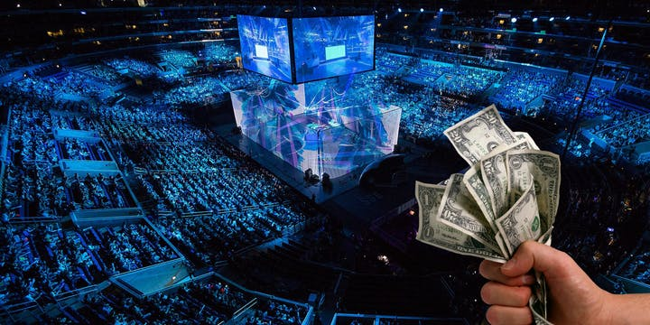 esports betting arena