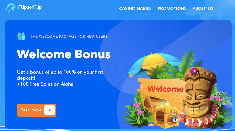 Flipper Flip bonus