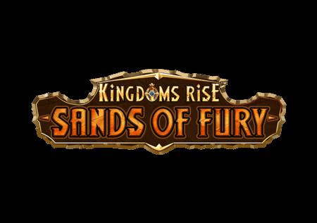 Kingdoms Rise Sands Of Fury