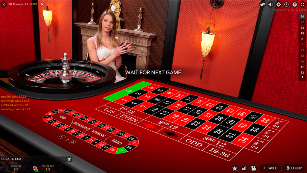 Live Roulette India