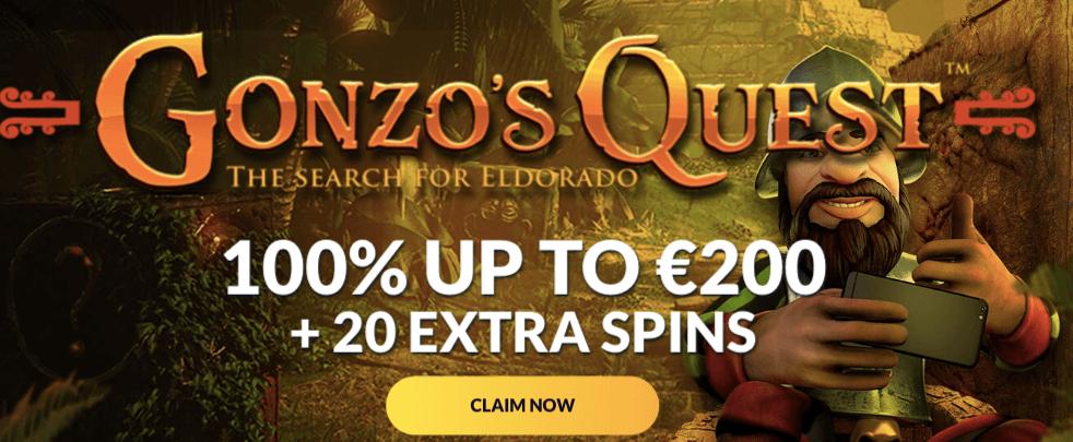playluck casino bonus screenshot