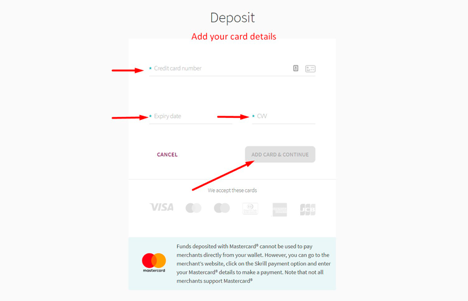 skrill deposit method step5