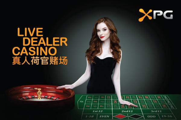 Live Dealer Casino XPG