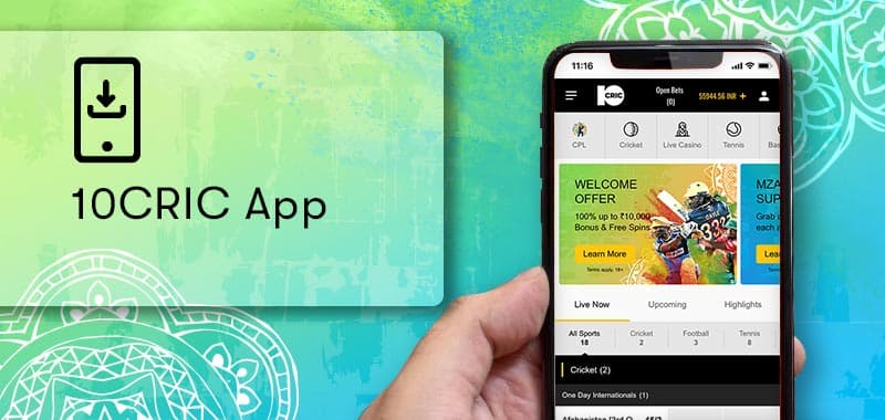 10Cric App