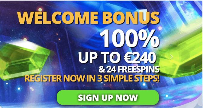 24bettle welcome bonus