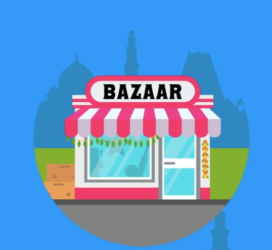 ComeOn Points Bazaar