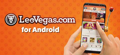 LeoVegas Casino Android App