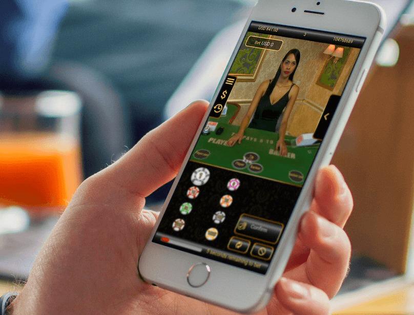 Live Casino App