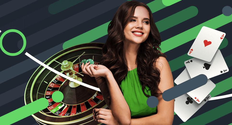 Live casino on Sportsbet.io