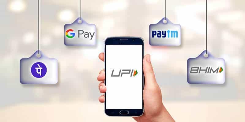 UPI Betting sites India