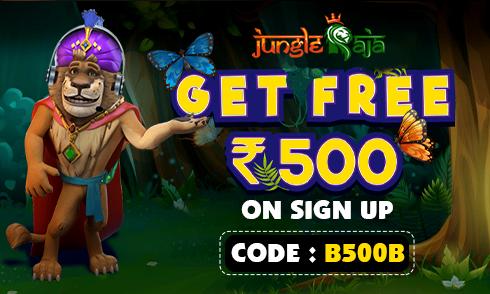 JungleRaja Live Casino