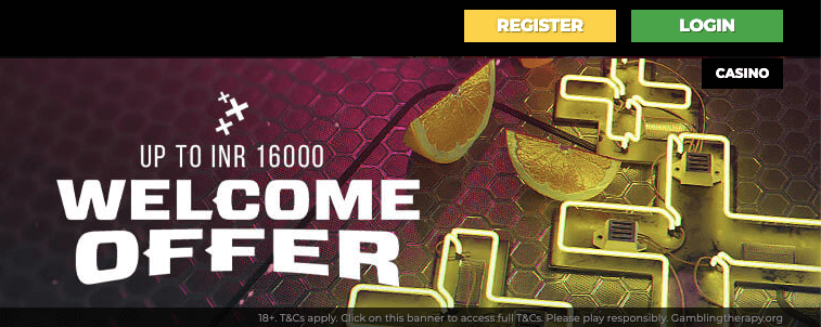Energy Casino Welcome Offer