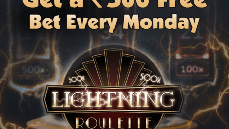 ComeOn Lightning Roulette  Promotion