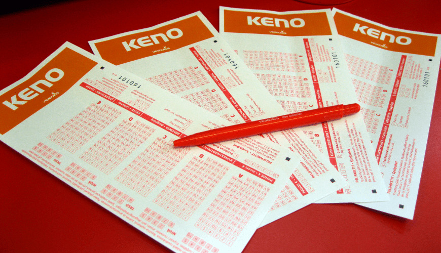 Keno: A Lottery Based Casino Game