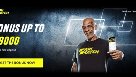 How to get Parimatch Registration Bonus?