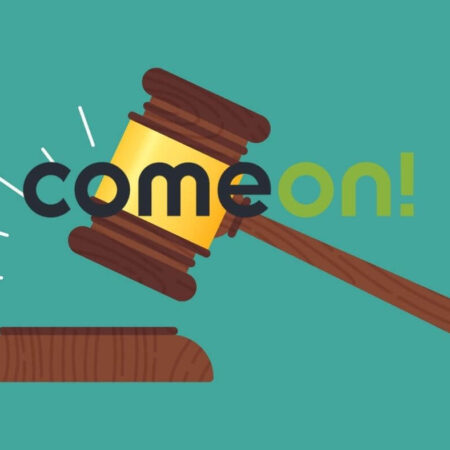 Is it legal to play with ComeOn in India?