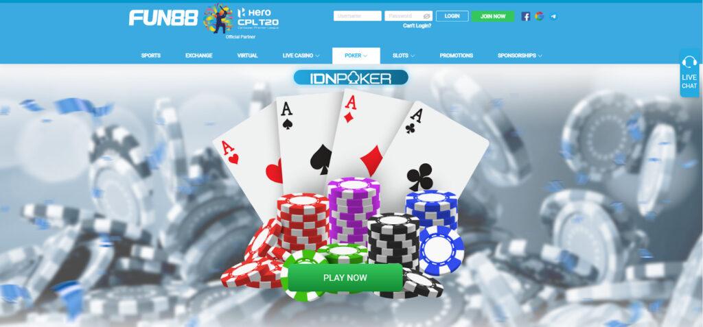 FUN88 poker