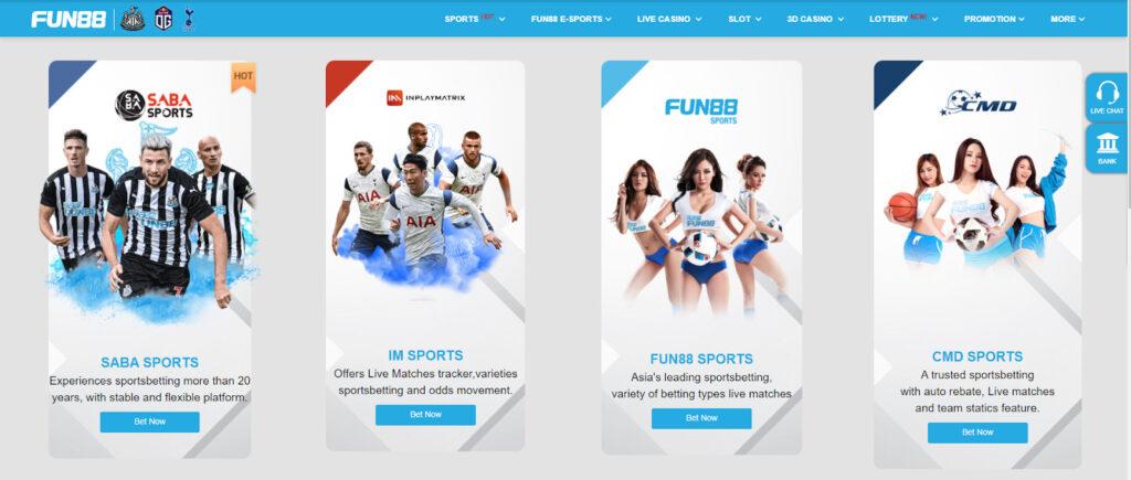 fun88 sportbook