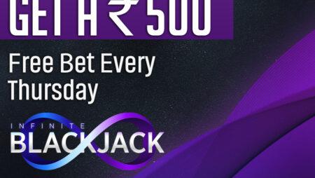 ComeOn Infinite Blackjack Promotion