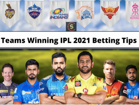 Team Wining IPL 2021 Betting Tips