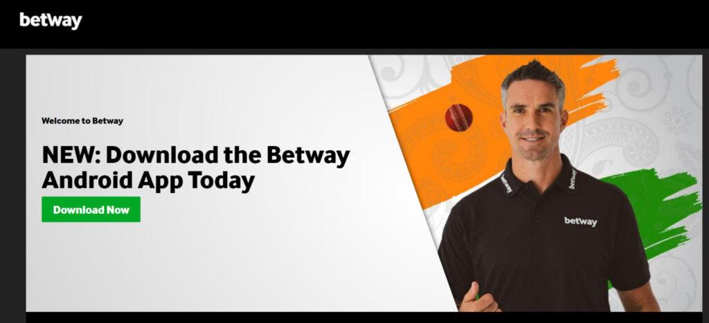 download Betway India App