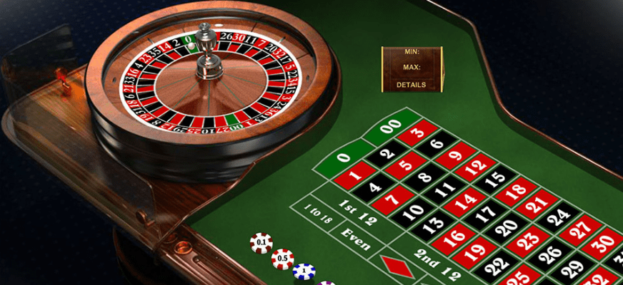 How to Play Roulette table