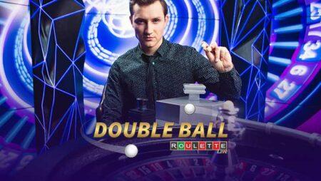 Evolution Double Ball Roulette