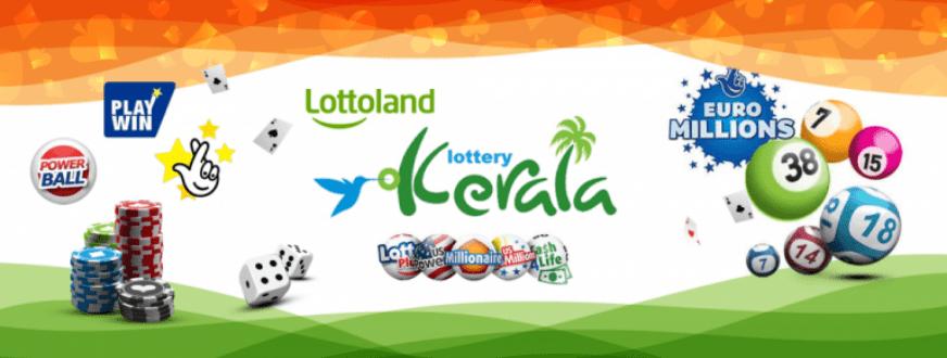 online lottery banner