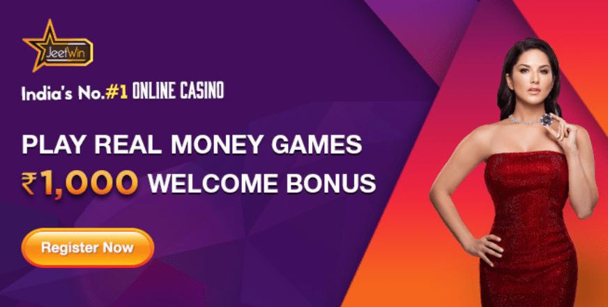 No Deposit Welcome Bonus banner