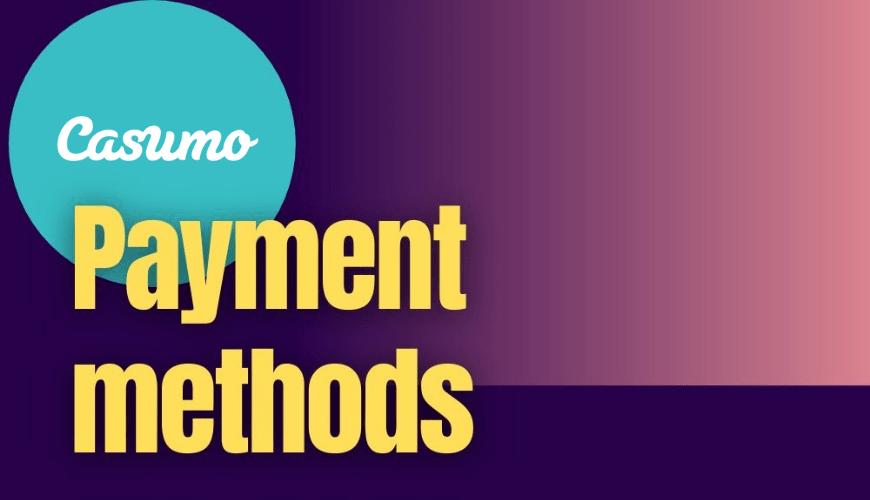 casumo-payment-methods with casumo logo