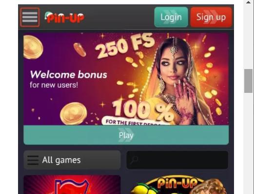 Pin-up India App